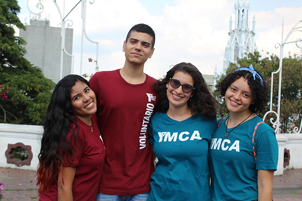 Ymca Cali Voluntarios