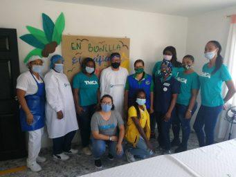 YMCA realiza jornada de salud en su sede de Bonilla Aragón