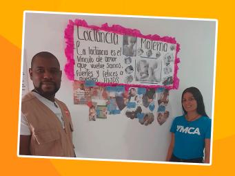 YMCA Cali promueve la lactancia materna