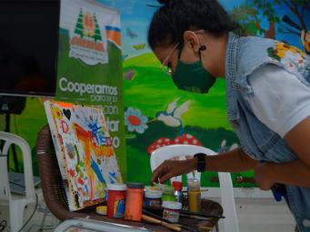 YMCA Cali apuesta por el arte juvenil para la transformación  de las comunidades